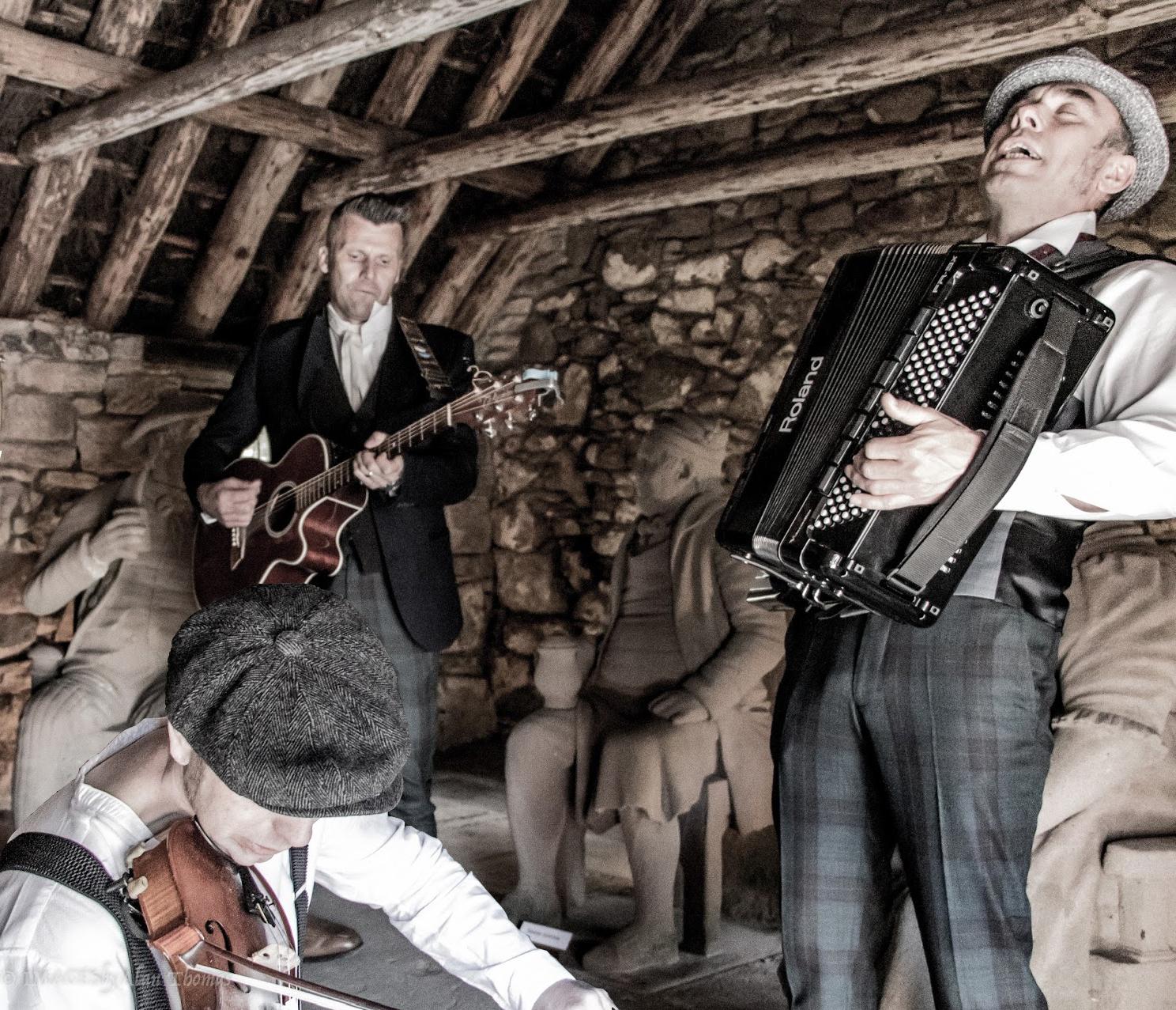 Borland Ceilidh Band